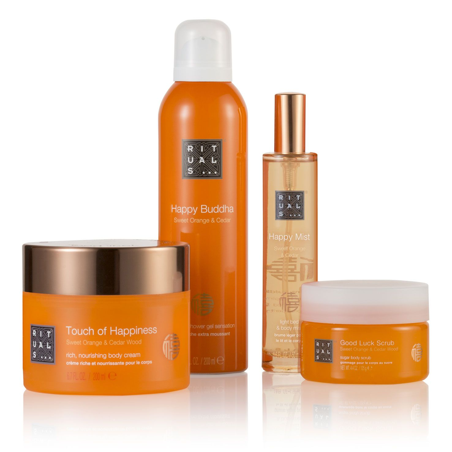Rituals® Revitalizing Collection